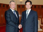 Prime Minister receives senior Chinese official