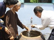 Hanoi makes efforts to supply water to all residents