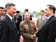 Upper Laos Victory - symbol of Vietnam-Laos alliance