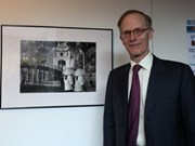 Photo exhibition captures post-wartime Hanoi