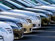 Import tax on used cars to increase