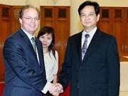 Prime Minister receives WB Vice President