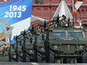 Parade marks 68th Victory Day in Russia