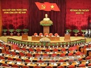 Party Central Committee's 7th conference closes