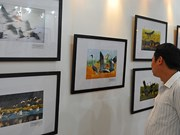 Hai Phong hosts national art photo exhibition