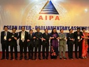 AIPA highlights green growth, poverty reduction