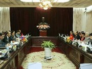 Vietnam, Laos enhance ethnic affairs exchange