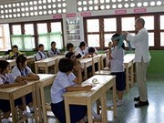 Thailand works for education service liberalisation