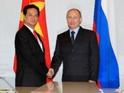 PM Dung meets with Russian President