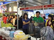 Fair on Thai commodities attracts crowds