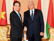 Vietnam treasures ties with Belarus