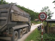 Illegal Chinese freight carriers banned