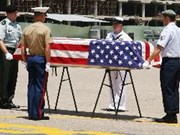US values VN's goodwill in searching servicemen's remains