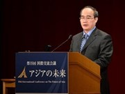 Deputy PM Nhan's speech at The Future of Asia Conference