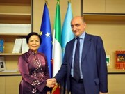 Hanoi promotes cooperation with Italy's Lazio region