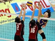 Vietnamese team wins Volleyball Championships