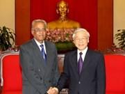Communist parties of Vietnam, India tighten ties