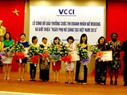 Eight women win Mekong Entrepreneur Awards