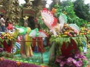Southern Fruit Festival 2013 opens in HCM City
