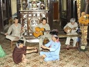 Don ca tai tu heritage given more publicity