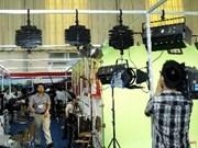 Vietnam hosts first film and TV technology exhibition