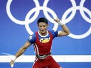 Weightlifter Thach Kim Tuan bags three Asian silvers