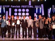 K-pop Fanclub Festival rocks Ho Chi Minh City