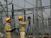 748 million USD poured into national power transmission