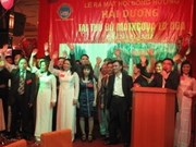 Vietnamese community in Russia tighten solidarity