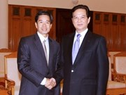 PM backs Gov't Office's cooperation with Laos