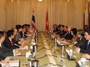 Vietnam, Thailand promote strategic cooperation
