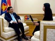 Vietnamese FM hails outcomes of AMM-46