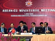 Chairman's Statement of ASEAN sessions with dialogue partners