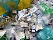 Vietnam tightens medical waste management