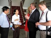 Vietnam, Russia speed up progress of nuclear power plant