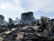 Myanmar removes state of emergency