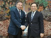 Vietnam, Italy hold first strategic dialogue