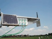 iMetos weather stations aid farming production