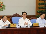 Cabinet meeting discusses educational reform