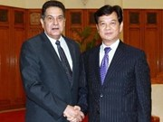 Prime Minister Dung bids farewell to Cuban Ambassador