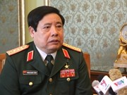 Russia helps VN improve military capacity