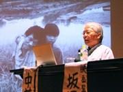 Japanese people shown AO horror in Vietnam