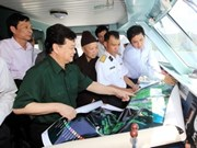 PM inspects island development in Quang Ninh