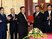 Vietnamese, Uzbek procuracies reinforce ties