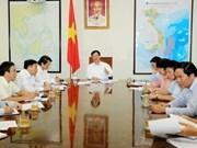 PM discusses economic development with provincial leaders