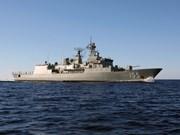 Australian naval warship to visit Vietnam