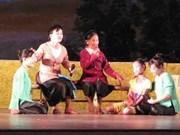 Festival promotes folk singing in central provinces