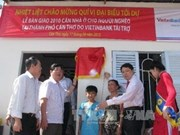 Vietinbank builds houses for Can Tho's poor