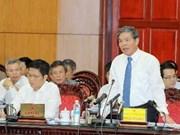 Minister pledges closer land management