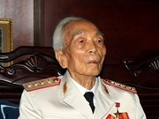 NA delegation wishes General Giap a long life